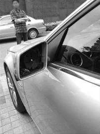 汽车后视镜被盗,状告物业获赔2万元!