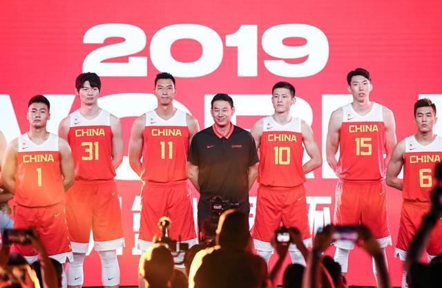 真没想到!中国男篮系列热身赛统计表显示,场