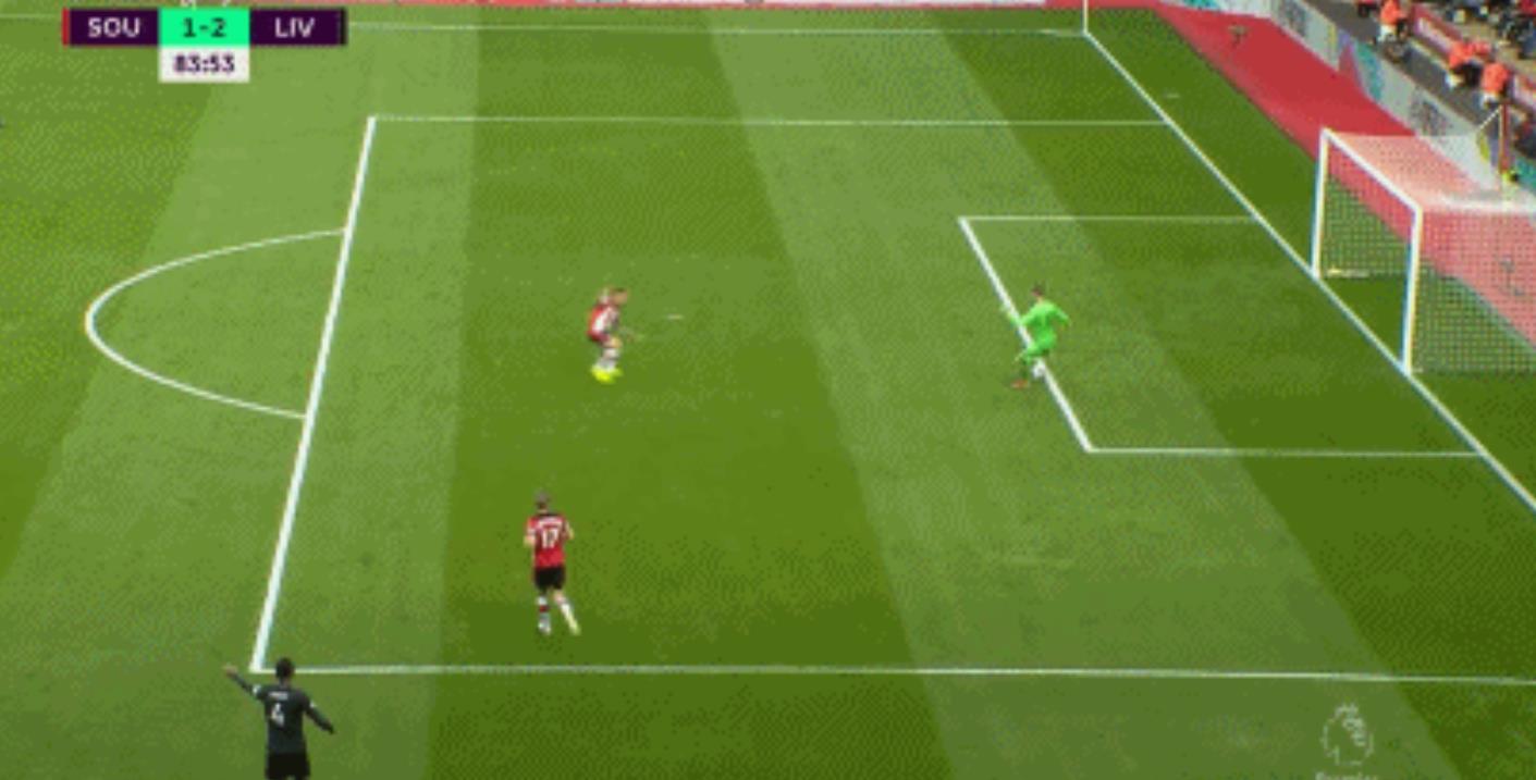 卡里乌斯灵魂附体?门将2次把球踢给对手,利物浦2-1被质疑假球