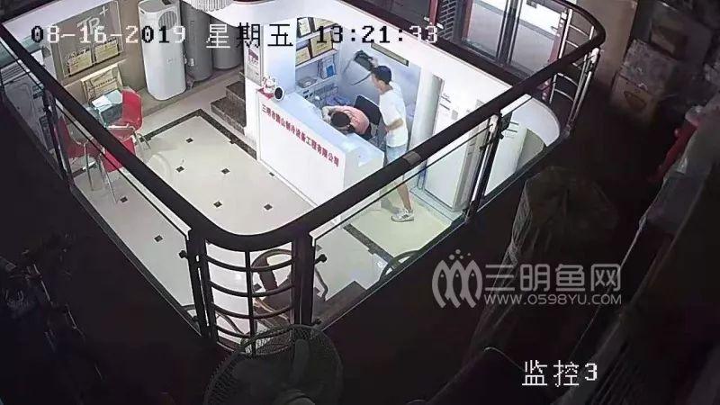 帽子视频偷窃器下载_光天化日下三明一男子进店偷窃!视频录下全过程!