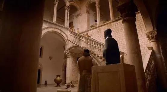 《权力的游戏》建筑群像之三 | 神秘的异域国度-多恩与厄斯索斯大陆