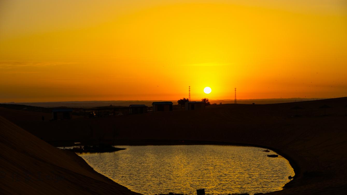 腾格里沙漠污染发生什么事了?腾格里沙漠污染时间过程详解