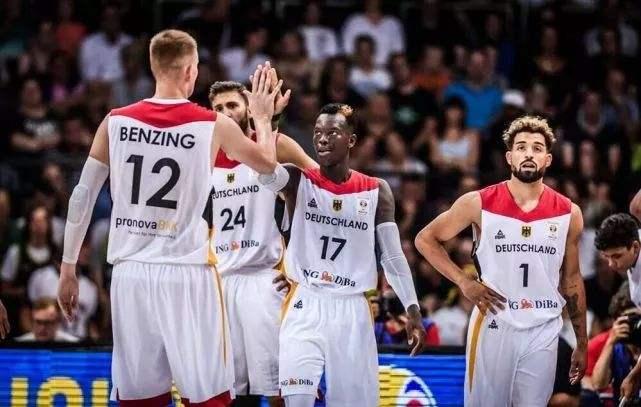 男篮世界杯巡礼之德国:施罗德领衔 目标出线_德国新闻_德国中文网