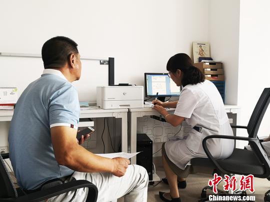 甘肃医师呼吁科普糖尿病知识 提高病情预防知晓率