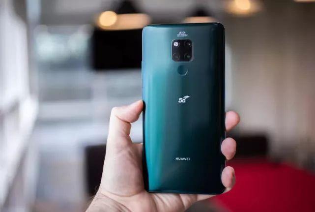 5G智能手机半导体领域