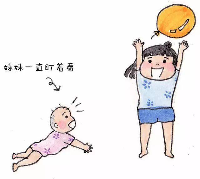 舔妹妹的嫩穴_姐姐吃果冻,妹妹舔. | 暖心二胎漫画(14)