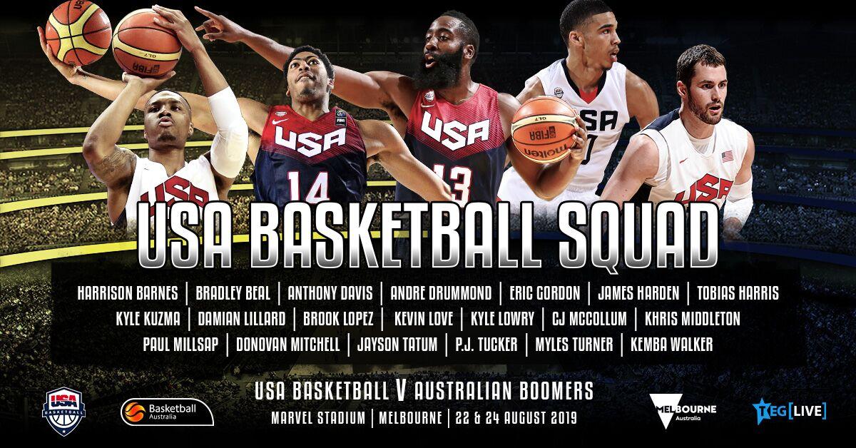 """NBA球星陆续退出美国男篮,上千球迷感觉被""""敲诈""""要求退票"""