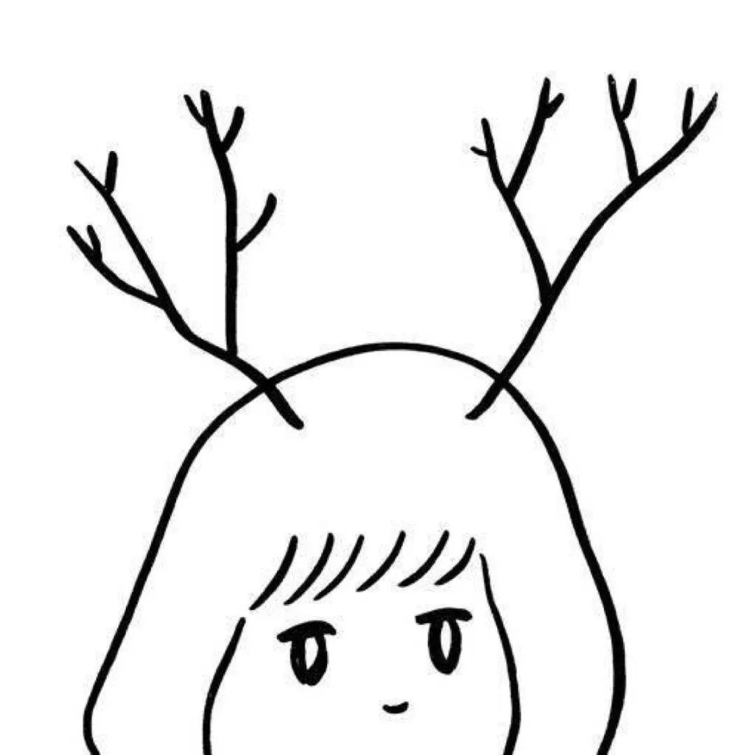 手绘简笔画头像大全,高清好看又个性的简笔画头像图片精选下载 手绘头像