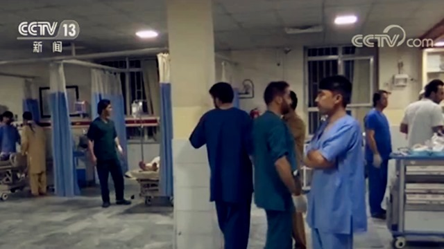 袭击已致63人死亡180多人受伤!阿富汗一婚礼现场遭爆炸袭击