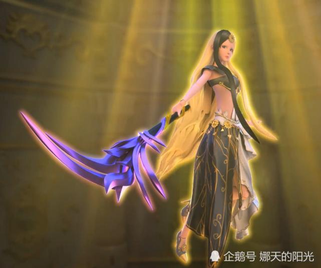 精灵梦叶罗丽7:仙子们都拥有了法杖,罗丽和孔雀的法杖图片