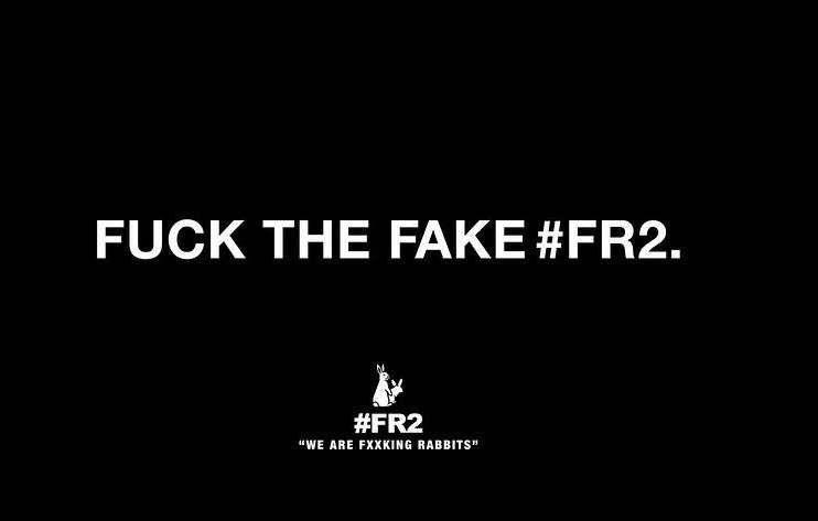 "<b>""FUCK THE FAKE!""FR2对中国假冒店铺发出最后通牒!</b>"
