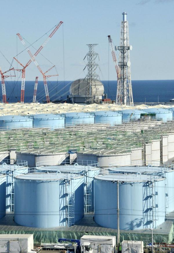 福岛核电站废水将排太平洋?日民众担忧,韩国紧急召见日大使_日本政府