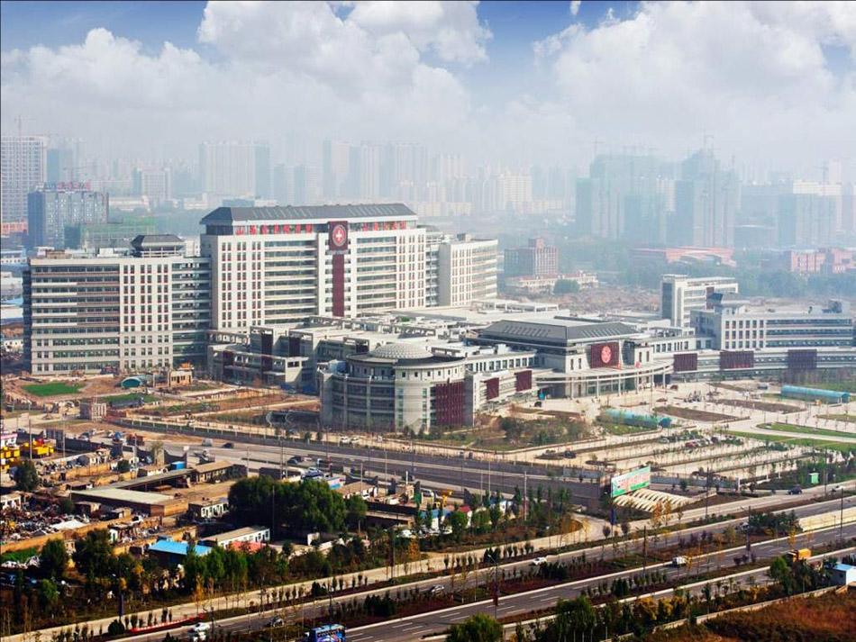 山西省政府与华中大附属同济医院签署山西白求恩医院托管协议_合作