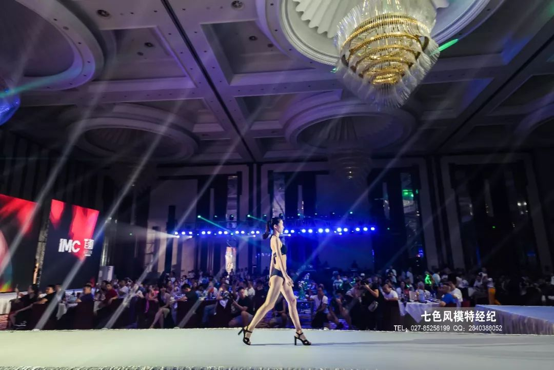 """搭建时尚共融圈 龙腾·2019上海国际模特大赛湖北总决赛玩转""""汉潮"""""""