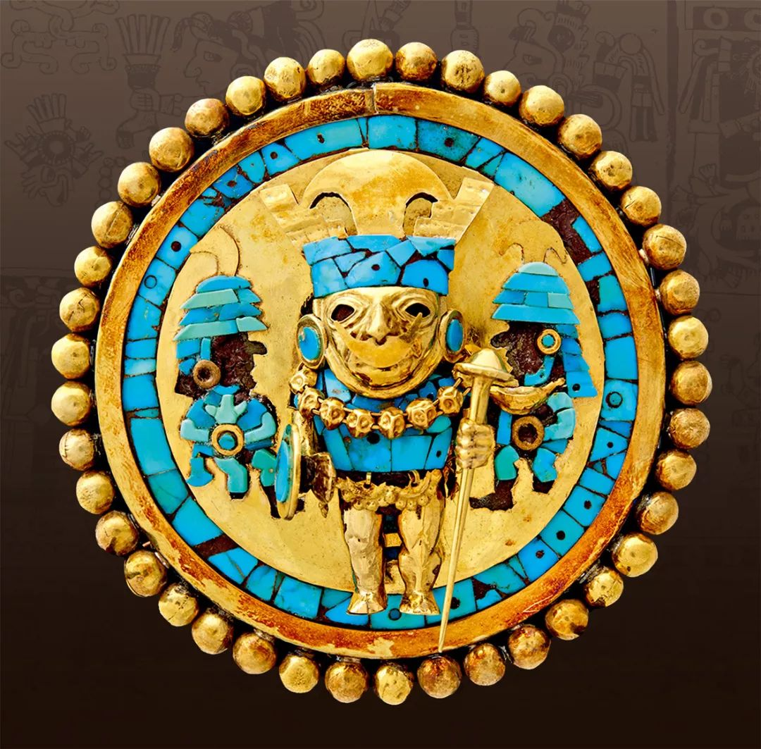 黃金王國:古代美洲人的奢華遺產
