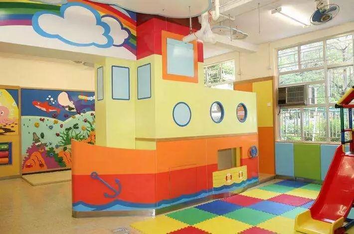 幼儿园室内装饰布置图片欣赏图片