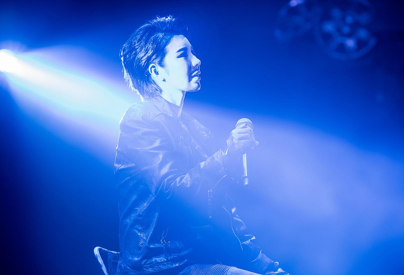 J-Min出演音乐剧《HEDWIG》首场公演反响热烈