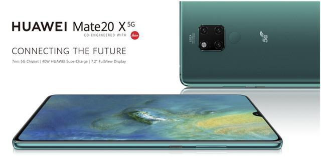 华为首款5G手机发布!麒麟980+4200毫安+7.2英寸,你入手了吗