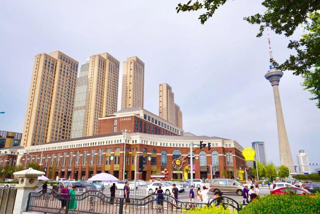 探店首发!大中华区第9家康莱德酒店,把天津的历史与文化揉进骨子里
