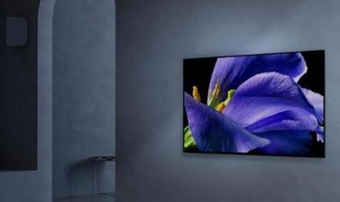 索尼最优、最顶级的OLED电视来了!A9G 4K智能电视体验