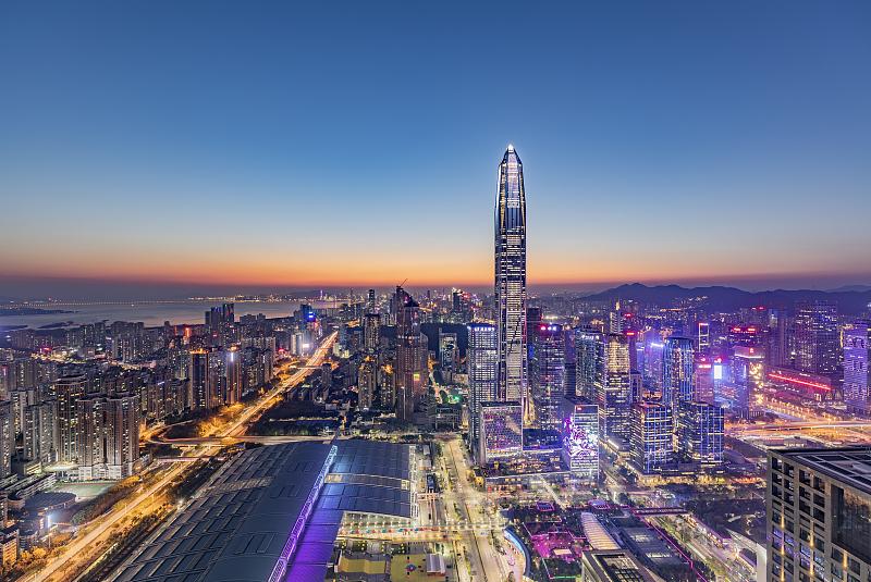 l深圳gdp_中国史上最强合并 一举垄断98 市场份额,创始人一夜身价翻10番