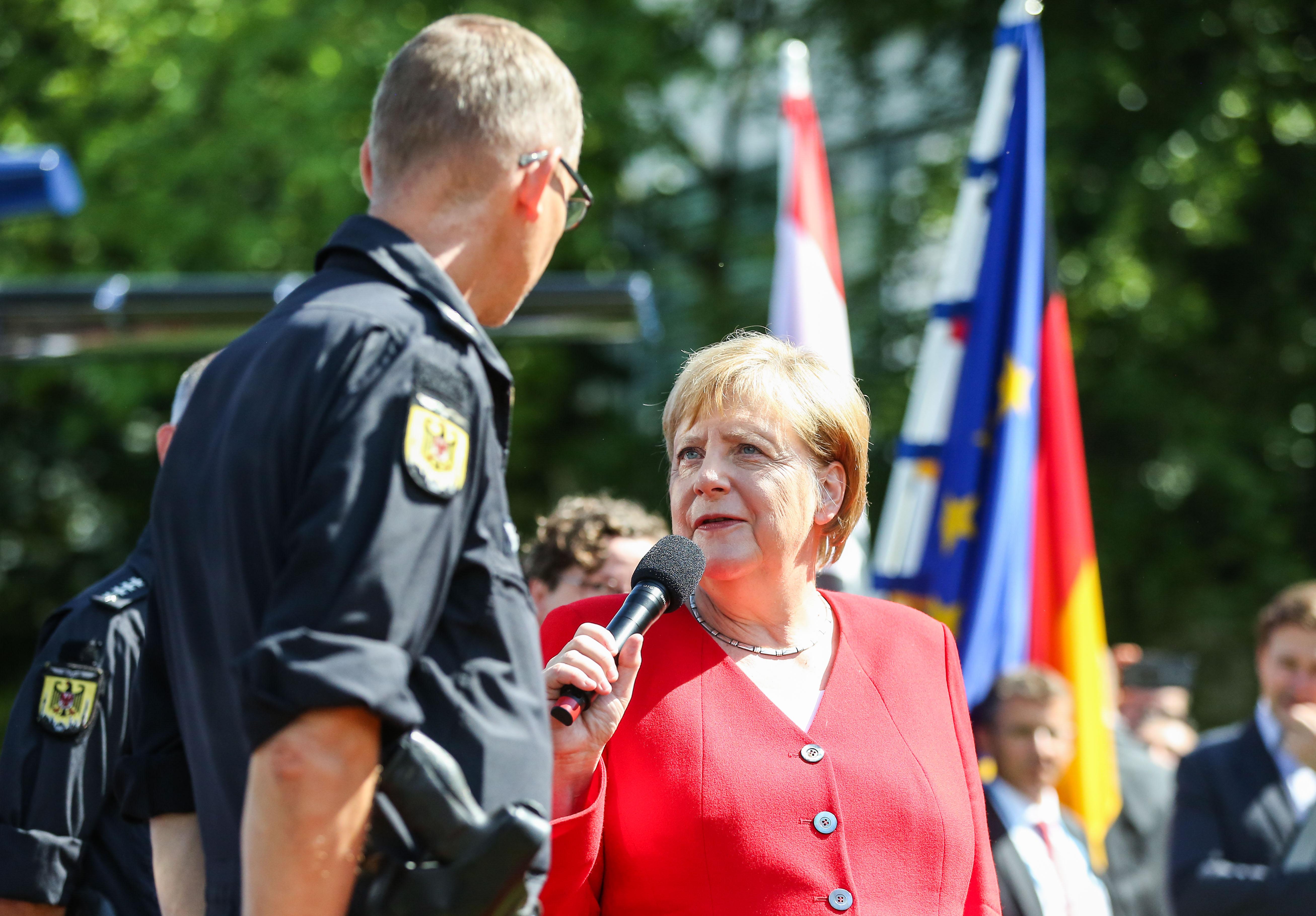 德国联邦政府举办开放日活动