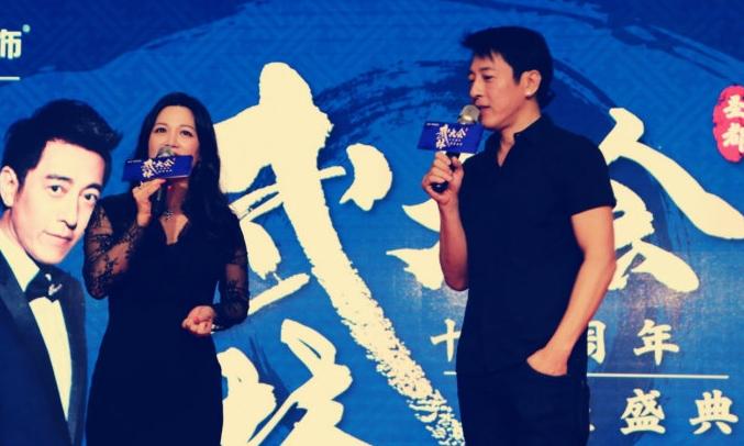 """53岁吕颂贤罕露面,曾因""""令狐冲""""闻名全国,今却只能为邓超做配"""