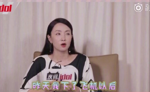 陶虹采访时提到段奕宏一脸害羞,两人往事被扒,网友感叹:太甜了 娱乐八卦 第4张