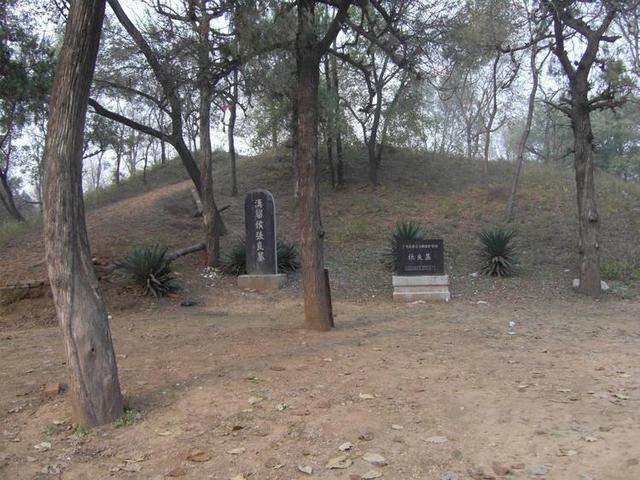 开封这个乡的小土堆,埋葬着西汉刘邦最重要的功臣