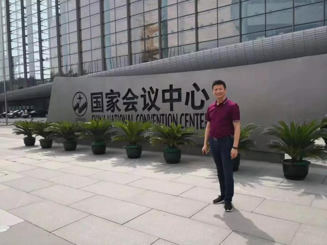 杨海军院长受邀参加2019北京国际眼科大会
