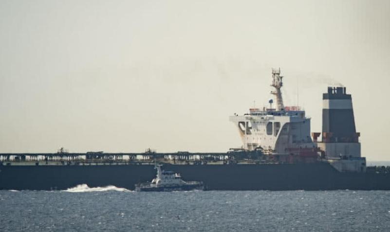 不经美国同意释放油轮,盟友遭美国报复,伊朗坐收渔翁之利