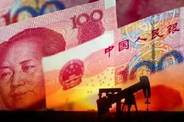 中国或方案用人民币父亲规模购置中东方石油,此雕刻将意味着什么?(图2)