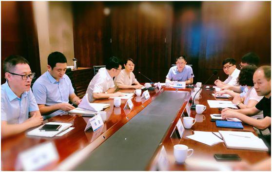 天安财险公司领导邵鲁扉总到陕西分公司调研指导工作
