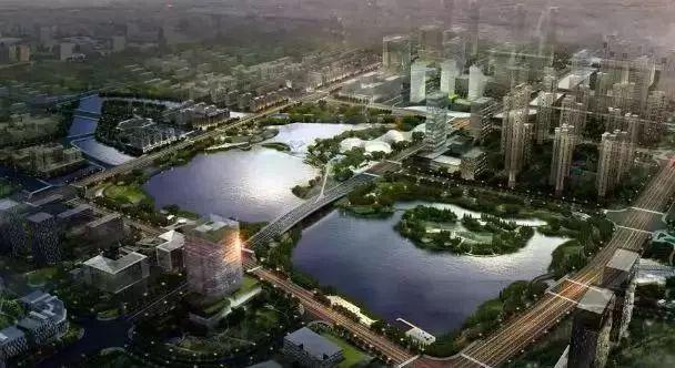 """""""大西湖""""的1.5倍!福州最大公园即将开工!"""