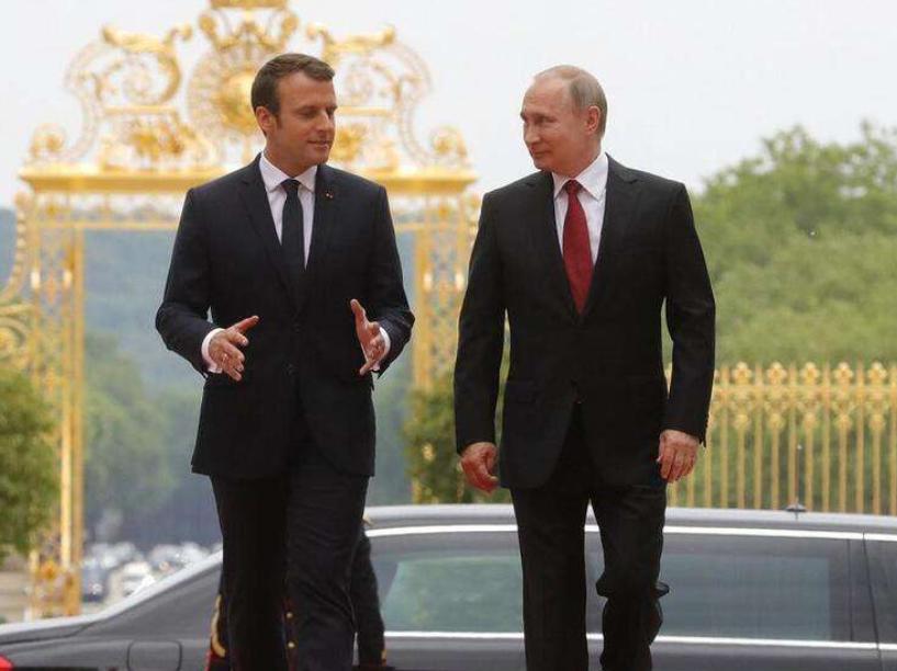 G7峰会召开前,法国送给俄罗斯一份重礼,向美国发出强烈信号?_法国新闻_法国中文网