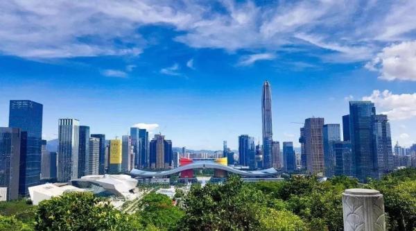 政務周報丨上海深圳,未來之城_香港