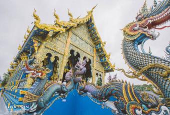 原创             国外这两大寺庙,每天中国游客爆满,究竟有什么吸引力?