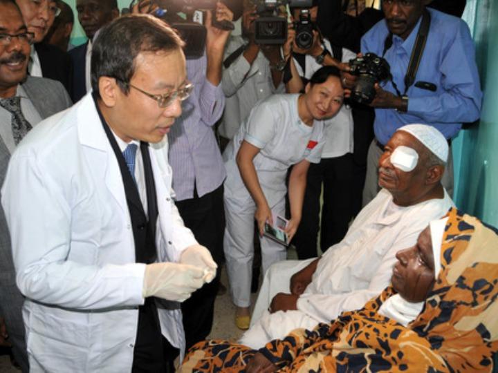 56年医疗援外 中国对非洲情深谊厚