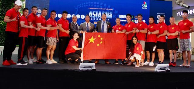 成都43岁健身教练谢黎明获亚太健美锦标赛健身先生形体亚军