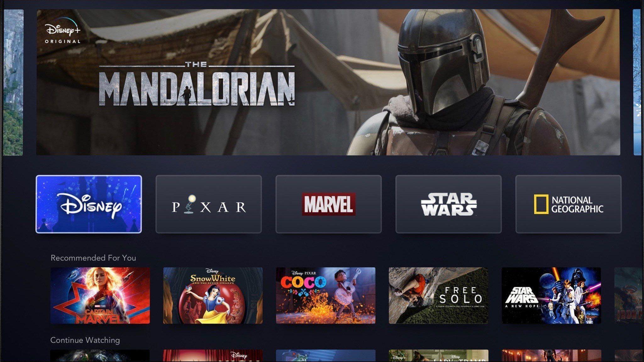 迪士尼+将允许通过应用内购买 iOS 订阅功能,并提供电视应用集成