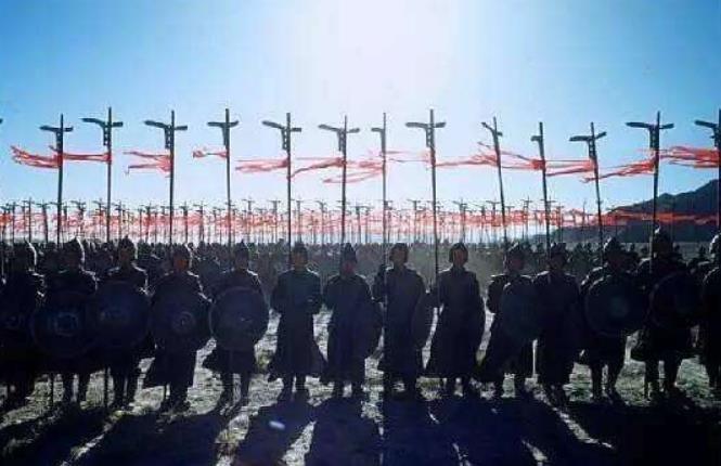 原创 战国最强的特种部队,5万人挡住50万秦军,后被白起全军覆没