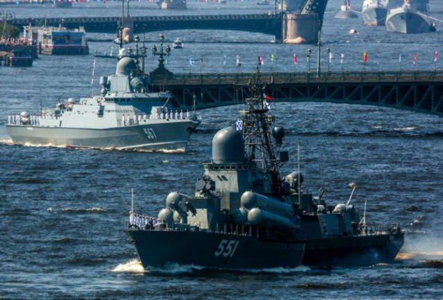 距离不到200公里!俄王牌战舰直抵美国家门口,导弹射程覆盖纽约