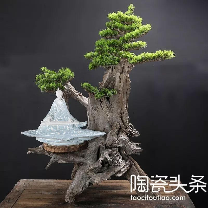 对话中国白匠人张节成:专注工艺瓷理念 瓷塑茶器两步走