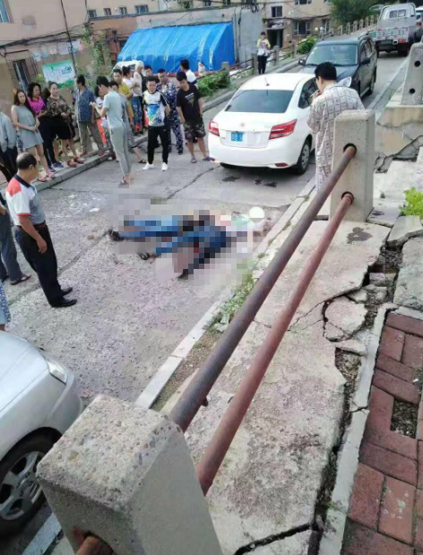 吉林闹市两男女被刺身亡!警方接到报案已布控,呼吁公众提供线索_昌邑区