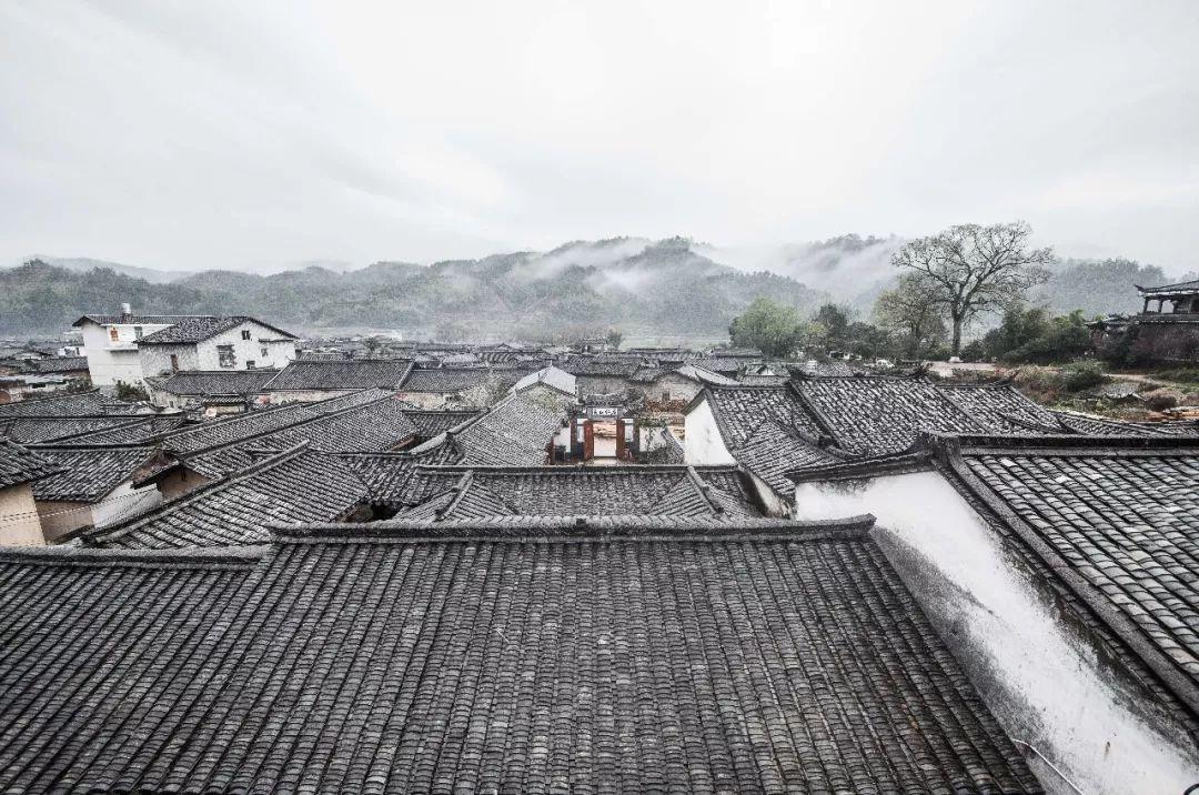 中国最穷村落_行摄村落|最难风雨故人来;连城培田村_中国