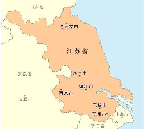 原创            江苏省一个区,人口超80万,建县历史超1100年!