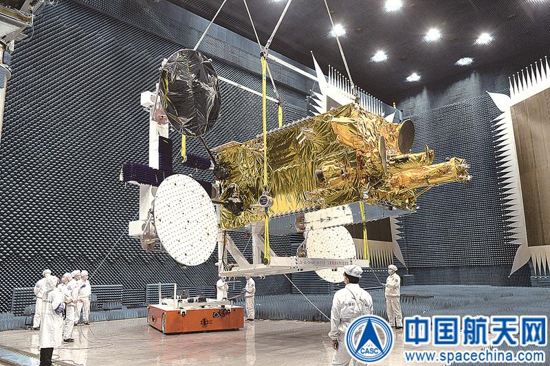 中星18号卫星发射升空后工作异常 正开展故障排查