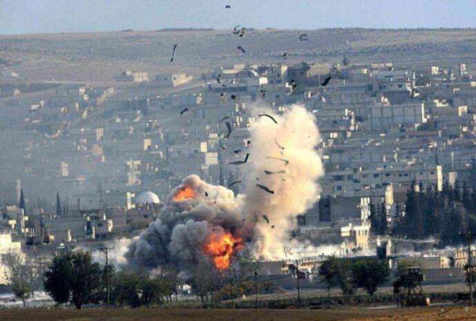 苏22遭击落飞行员被俘!无情报复当即展开,土耳其盟友损失惨重
