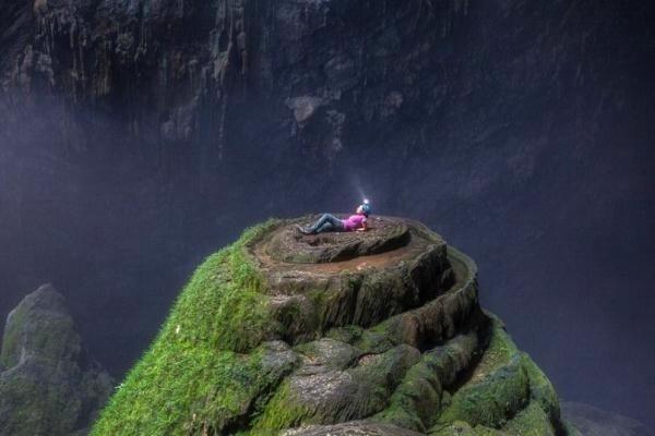 全球最大的山洞 可以把全球72亿人放进去