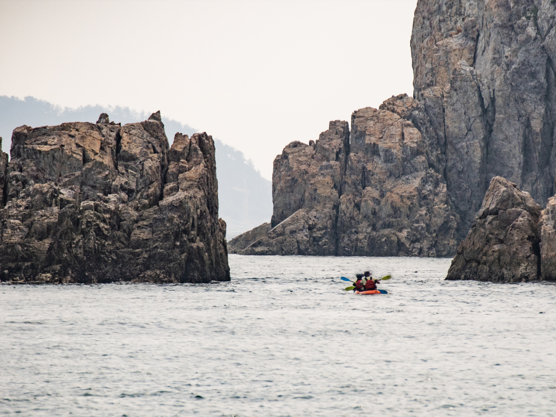 英雄出少年――小鸭爱漂流•跨渤海海峡挑战赛